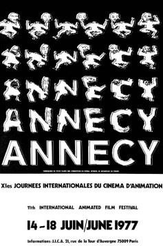 Annecy 1977 poster