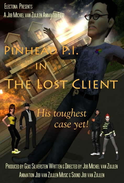 Poster for The Lost Client